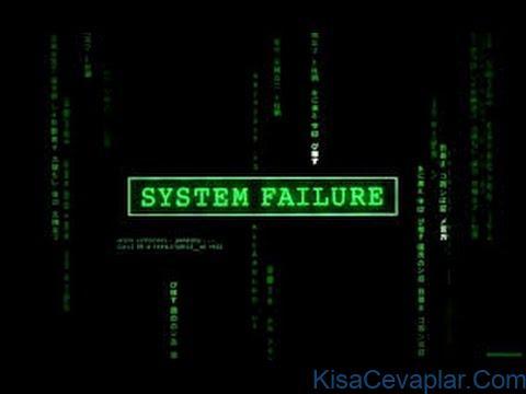 Bilgisayarı Çökertme Kodu ile ilgili görsel sonucu