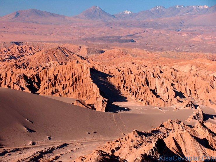 Atacama Çölü, Şili ile ilgili görsel sonucu
