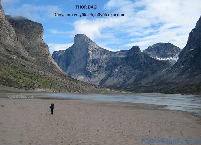 Thor Dağı, Kanada ile ilgili görsel sonucu
