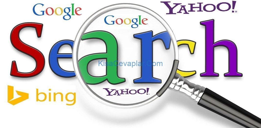 Search Engines ile ilgili görsel sonucu