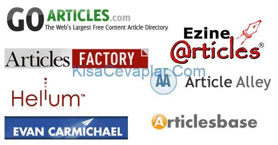 Best Article Directories ile ilgili görsel sonucu
