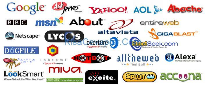 Top Ten Search Engines ile ilgili görsel sonucu