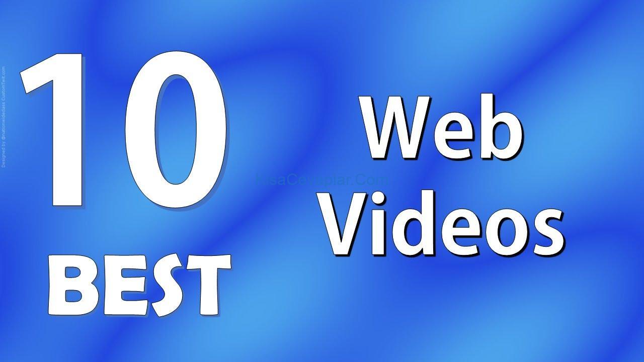 Top Web Videos ile ilgili görsel sonucu