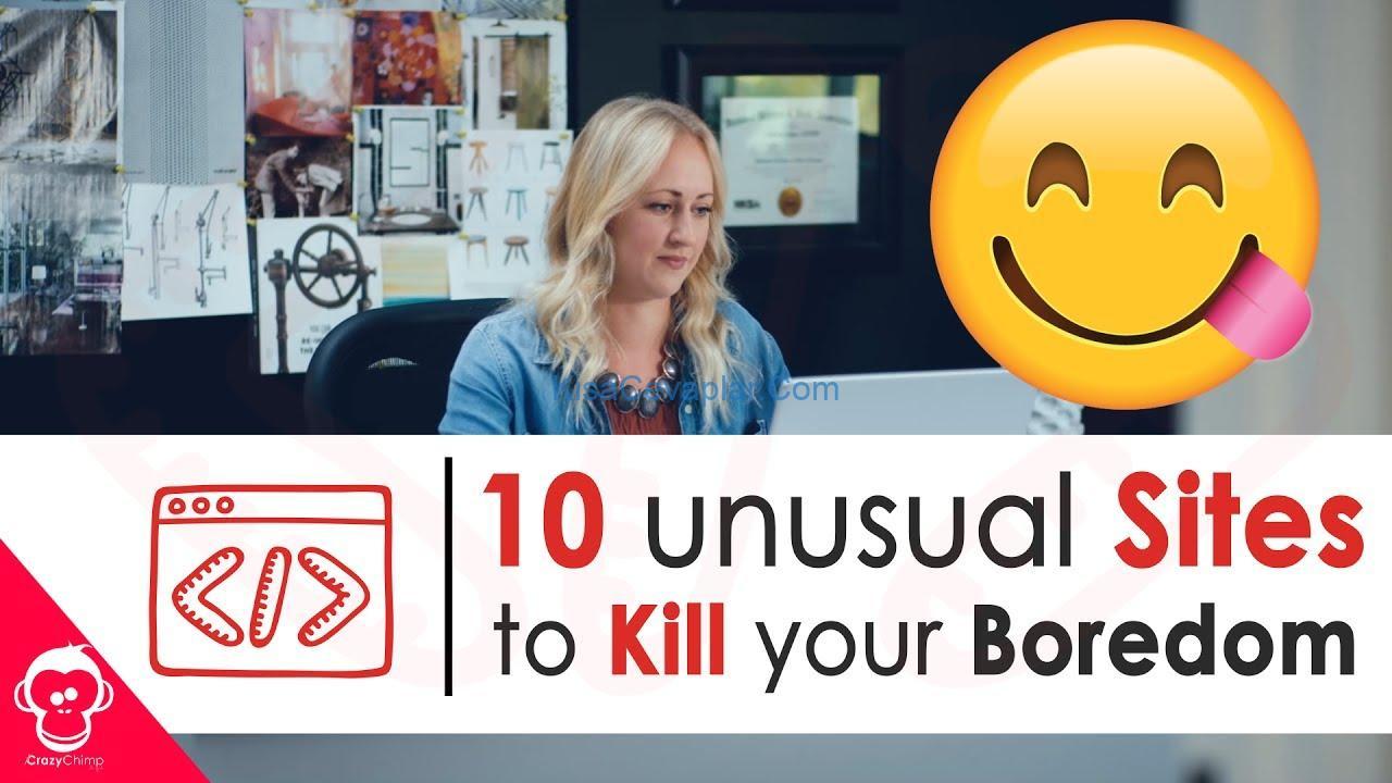 Top Ten Websites That Cure Boredom ile ilgili görsel sonucu