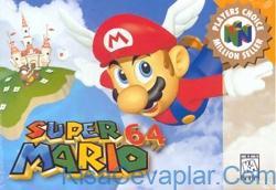 Süper Mario 64 Kutu Kapağı