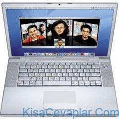 Apple Macbook Pro 2 Ghz Çekirdekli Duo Dizüstü Bilgisayar