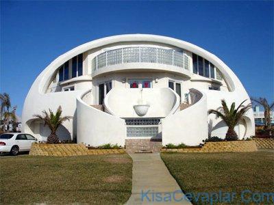 Dome House, Pensacola Beach, Florida 1