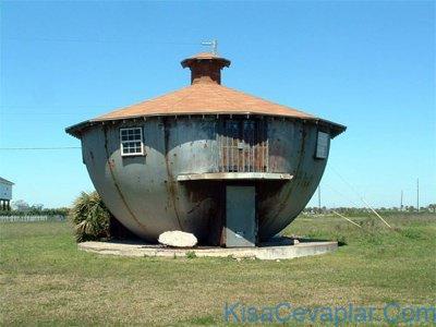 Kettle House, Galveston, Texas 1