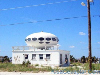 Planet House, Pensacola Beach, Florida 1
