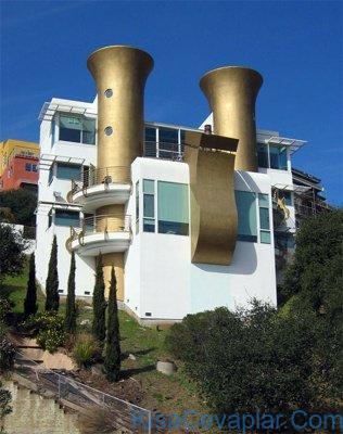 Saxophone House, Orinda, California 1
