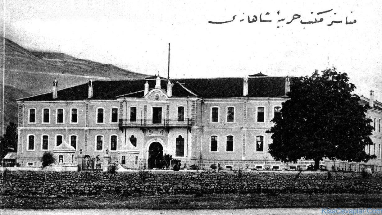 manastır askeri lisesi atatürk ile ilgili görsel sonucu