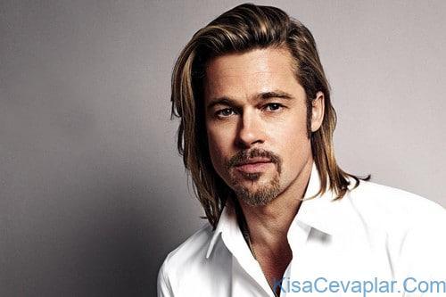 Brad Pitt Hairstyle 2017