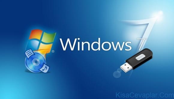 USB Bellekten Windows 7 Kurulumu ile ilgili görsel sonucu