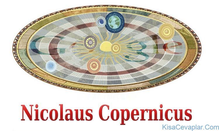 kopernik çalışmaları ile ilgili görsel sonucu