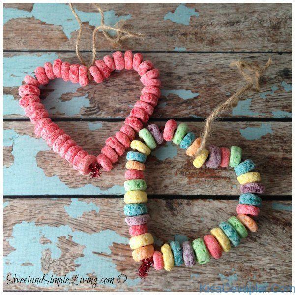 Fruit Loop Hearts