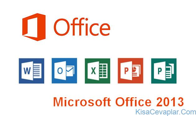 Office 2013 ile ilgili görsel sonucu