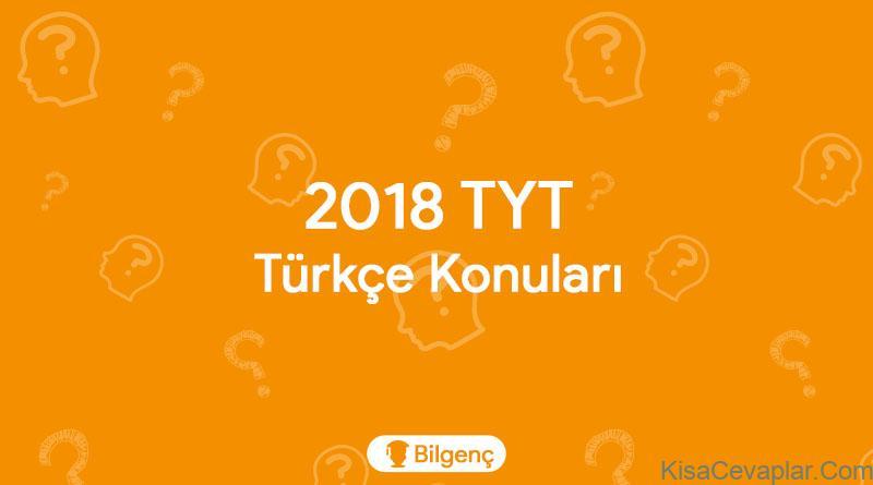 2018 TYT Türkçe ile ilgili görsel sonucu