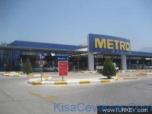 Antalya Metro Market ile ilgili görsel sonucu