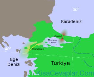 İstanbul ve Çanakkale Boğazı ile ilgili görsel sonucu