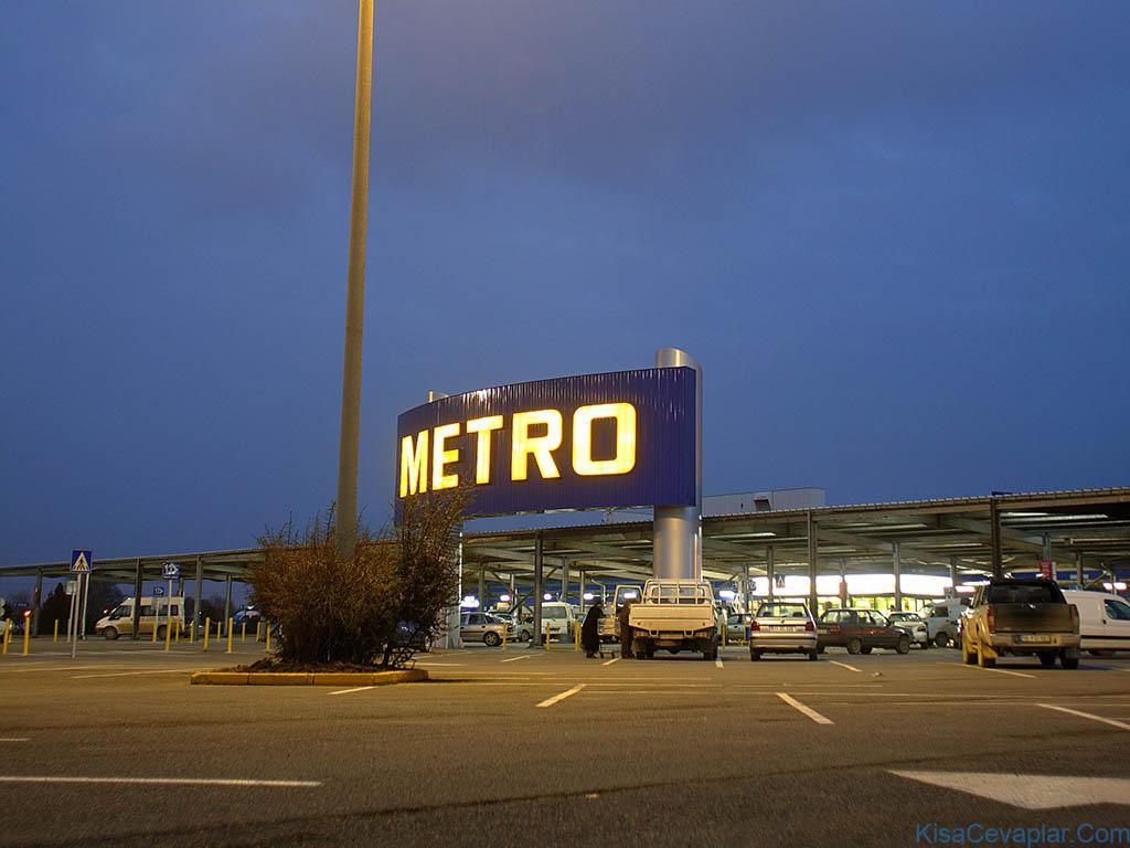 Bursa - Nilüfer Metro Market ile ilgili görsel sonucu