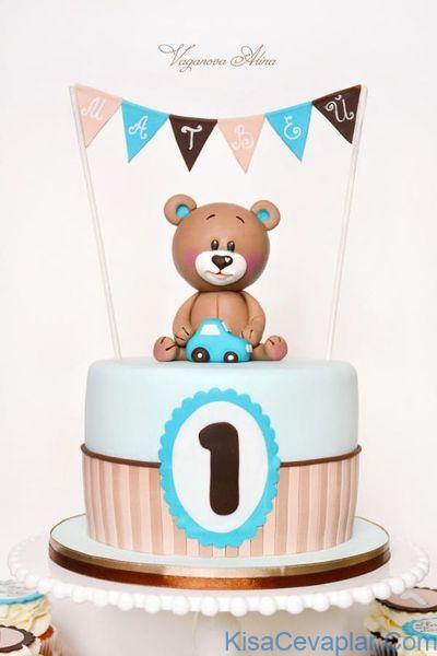 Whether you're welcoming a newborn or celebrating your little one's birthday, a teddy bear cake is a no-brainer. From party hats and streamers to a piñata and more, this festive theme is a great wa...