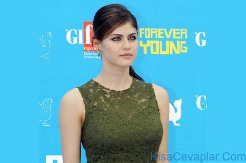 Alexandra Daddario 2017 Beauty Queen