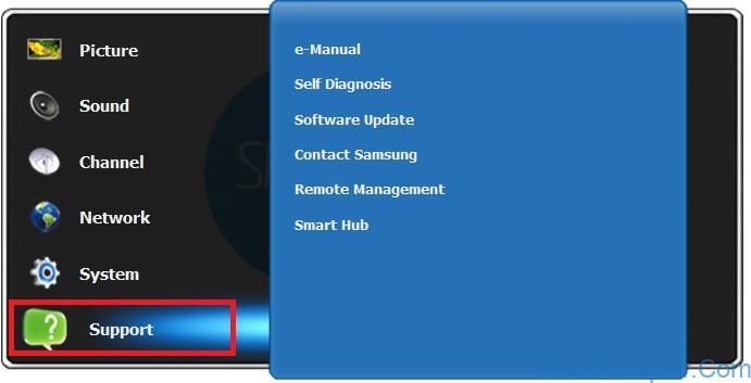 Samsung smart TV Güncelleme ile ilgili görsel sonucu