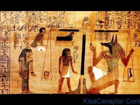 Antik Mısır dini ile ilgili görsel sonucu