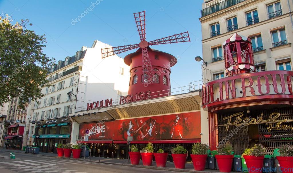 Moulin Rouge Kabaresi ile ilgili görsel sonucu