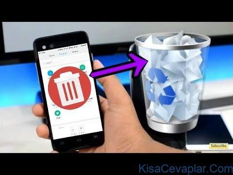 iPhone recycle bin ile ilgili görsel sonucu
