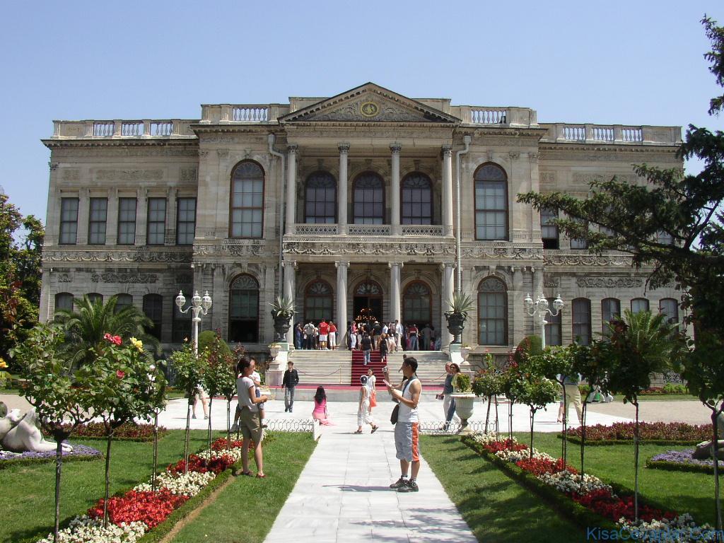 Dolmabahçe Sarayı ile ilgili görsel sonucu