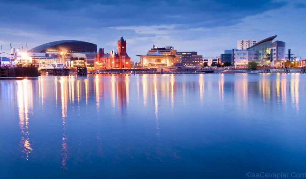 Galler'in Başkenti Cardiff ile ilgili görsel sonucu