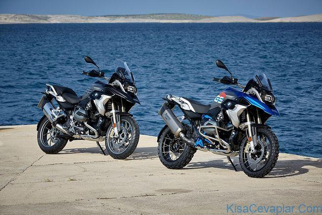 2017 BMW R 1200 GS Exclusive static group shot