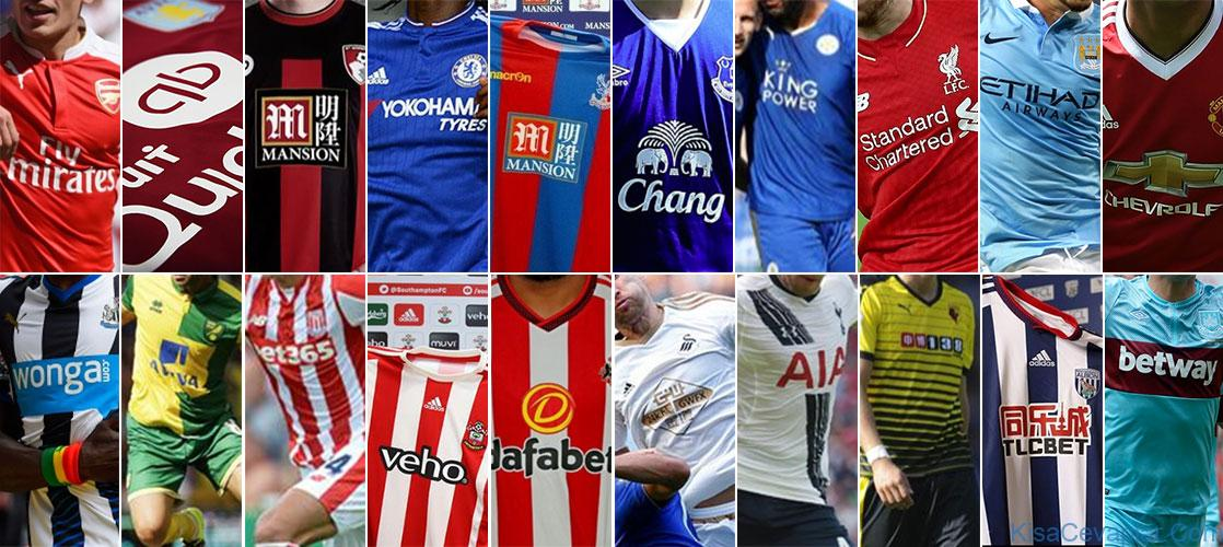 football team uniform  sponsors ile ilgili görsel sonucu